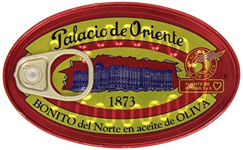 Palacio de Oriente - Bonito de norte en aceite de oliva - 82 g