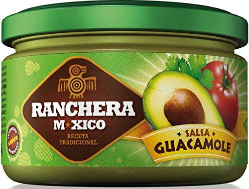 Ranchera M-Xico Frasco Salsa Guacamole - 280 ml