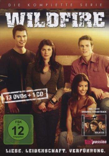 Wildfire - Die komplette Serie (13 DVDs + 1 CD)