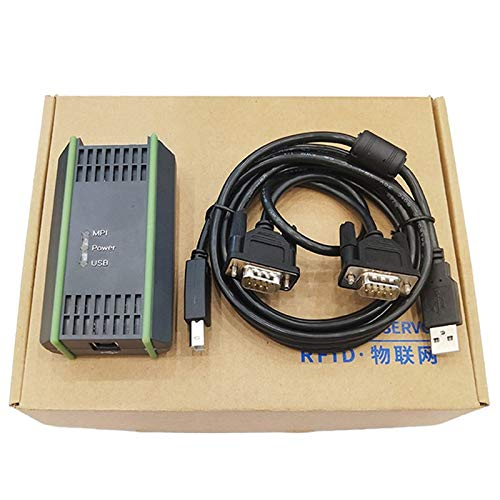S7-300 MPI Download Kabel 6ES7 9720CB200XA0 PC Adapter SIMATIC 6ES7 972-0CB20-0XA0 USB-MPI/DP/PPI Netzwerkadapter Für S7 System