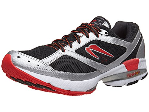 Newton Sir Isaac S Stability Running Shoes black/red/silver, EU Shoe Size:42 EU