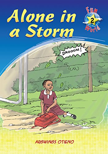 Alone in a Storm (English Edition)