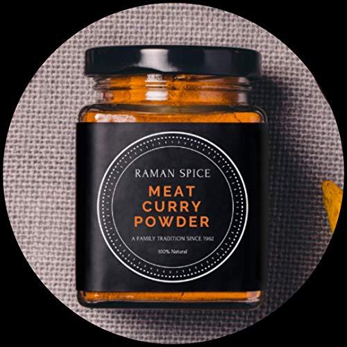 Raman Spice Meat Curry Powder 50gm