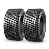 MaxAuto 2PCS 23x10.5-12 23x10.5x12 Turf Tires Lawn Mower Golf Cart Garden Tire 4PR P332