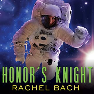 Honor's Knight audiobook cover art