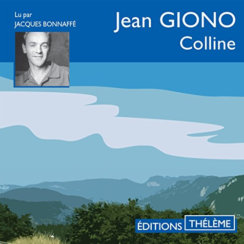 Colline Audiobook By Jean Giono cover art