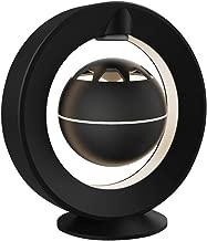 Levitating Speaker, Floating Art Floating Speaker with Bluetooth 4.0, 360 Degree Rotation, Ideal Gift/Office Decor(Black)