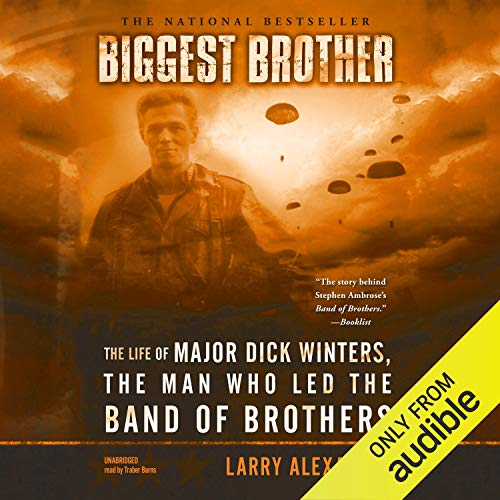 Biggest Brother Audiobook By Larry Alexander cover art