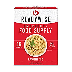Wise Foods Emergency Survival Freeze Dried Food