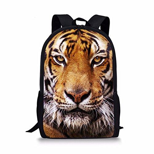 Coloranimal Mochila escolar tigre tigre