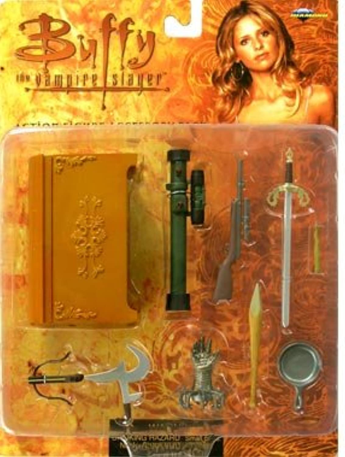Buffy the Vampire Slayer Action Figure Accessory Pack  2