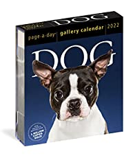 2022 Dog Gallery Calendar