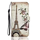 Langlee Compatible with Doogee Mix Lite case, PU leather