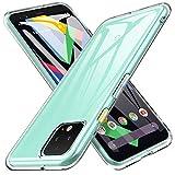 iBetter Slim Thin Protettiva per Google Pixel 4 XL Cover,Morbido TPU,Antiurto Morbida Silicone...