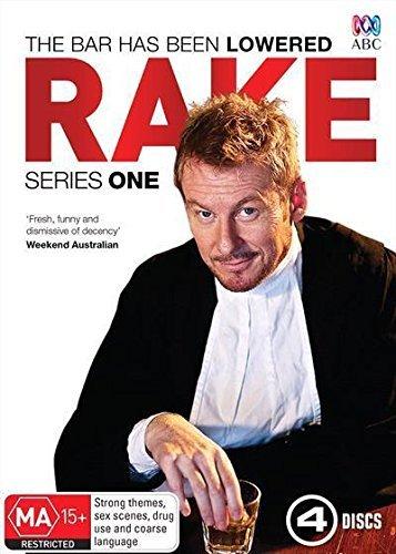 Rake - Series 1 (4 DVDs)