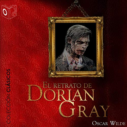 『El retrato de Dorian Gray』のカバーアート