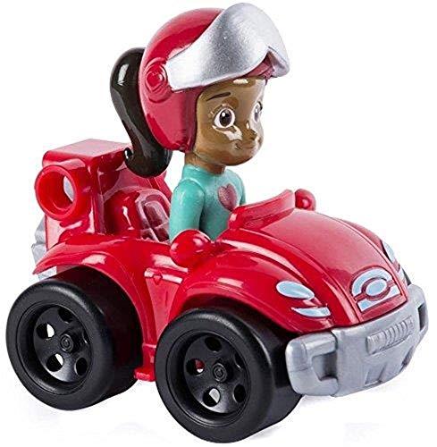 RUSTY RIVETS - Ruby Racer