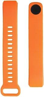 شريط ساعة سيليكون من لايجر متوافق مع هواوي توكباند بي 2 لون برتقالي