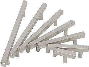Kledingkast Handles, Keukenmeubels Kabinet Drawer Lange Steel Handle 100/127/150/160/192/224 / 256mm, Kledingkast Nachtkas...
