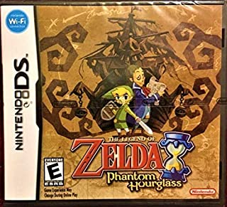 The Legend of Zelda: Phantom Hourglass (Nintendo DS) - Reproduction - New and Sealed