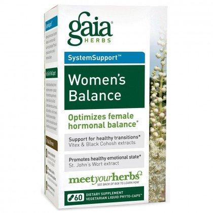 Women\'s Balance 60 VCaps von Gaia Herbs