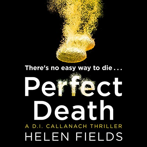 Perfect Death audiobook cover art