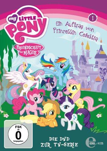 My Little Pony: Freundschaft ist Magie 1: Ein Auftrag von Prinzessin Celestia