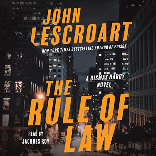 The Rule of Law audiobook cover art
