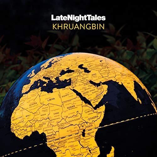 Late Night Tales - Khruangbin - [国内仕様輸入盤CD / アンミックス音源DLコード / アーティスト本人による全曲解説対訳付] (BRALN60)
