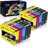 ONEINK 29XL Sostituzione per Epson 29 XL Cartucce d'inchiostro Compatibile con Epson XP-342 XP-245 XP-442 XP-345 XP-247 XP-445 XP-235 XP-432 XP-332 XP-335 XP-255 (4 Nero,2 Ciano,2 Magenta,2 Giallo)