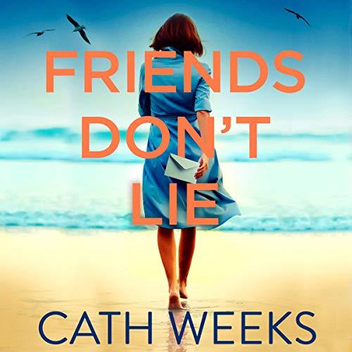 Friends Don't Lie audiobook cover art