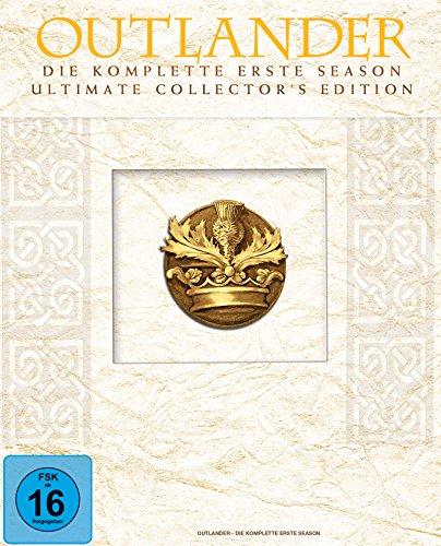 Outlander - Die komplette erste Season (Ultimate Collector's Edition (5 Discs)) (exklusiv bei Amazon.de) [Blu-ray] [Limited Edition]