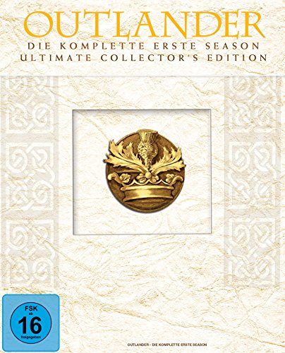 Outlander - Staffel 1 (Ultimate Collector's Edition) [Blu-ray]