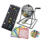 Yuanhe Deluxe Bingo Cage Game Set