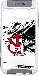 Skinit Cargo Phone Case for Galaxy S7 Edge - Officially Licensed Dragon Ball Z Vegeta Wasteland Design