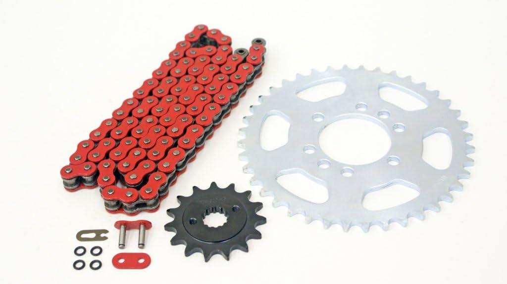 Max 46% OFF 06-08 fits Max 71% OFF Suzuki LTZ400 Z400 Red Chain O-Ring QuadSport Silve
