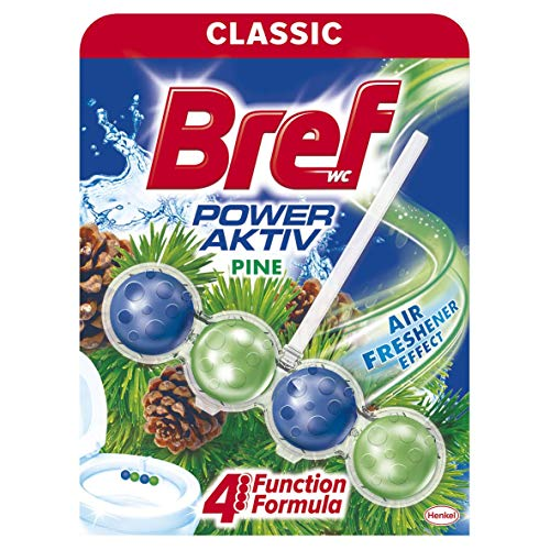 Bref Power Active Pine Original WC-Reiniger, 50 g, 5 Stück