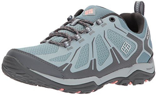 Columbia Peakfreak XCRSN II XCEL Low Outdry Mujer Zapatillas Multideporte Impermeable Turquesa (StormSorbet) Talla 41.5 EU