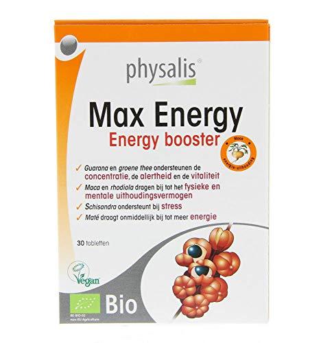 Physalis Max Energy 30Comp Bio 1000 g 1 unidad