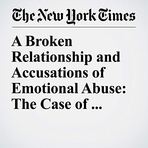 A Broken Relationship and Accusations of Emotional Abuse: The Case of Keith Ellison copertina