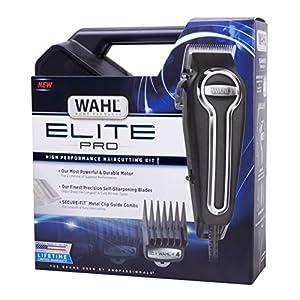 cortadora eléctrica Wahl Elite Pro