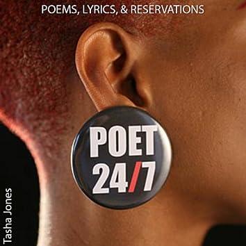 Poems, Lyrics & Reservations