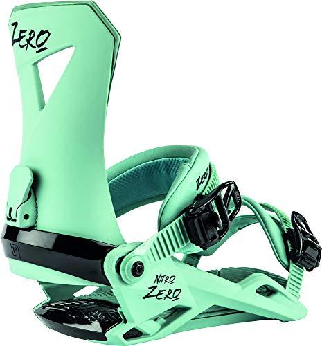 305 Nitro Snowboards Thunder TLS Botas de Snowboard Charcoal Hombre