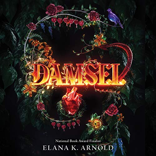 Damsel cover art