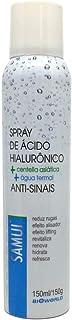 Samui Spray Água Termal Ácido Hialuronico Anti-idade rejuvenescedor Olheiras