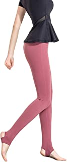 High Elasticity Yoga Clothing, Thin Sweatpants, Tight Stretch, Running, Quick-Drying Yoga Pants Quick-Drying (Color : Pink, Size : XL)