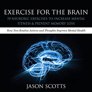 Exercise for the Brain audiobook cover art