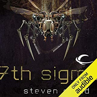 7th Sigma audiobook cover art