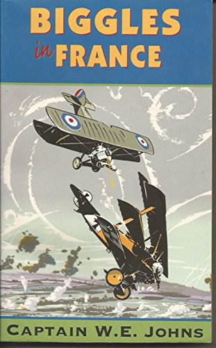 [ BIGGLES IN FRANCE BY JOHNS, W.E.](AUTHOR)PAPERBACK