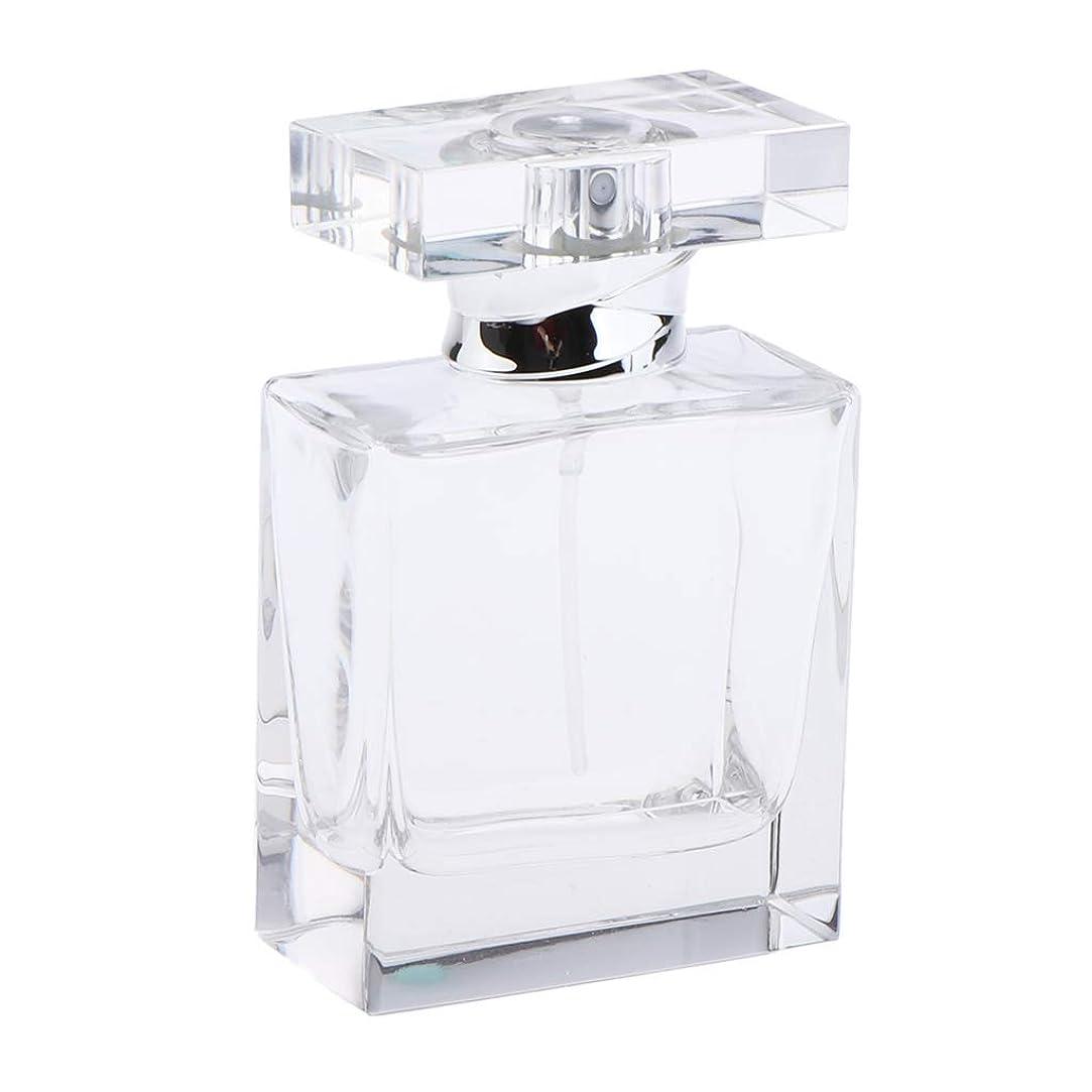 させるハイジャックインペリアルB Blesiya 香水ボトル クリア クリスタル スクエア ガラスボトル